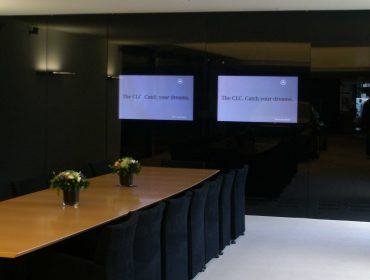 Conference Room Digital Signage