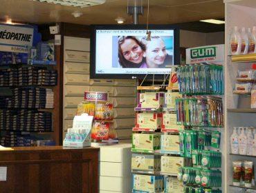 Drugstore Display