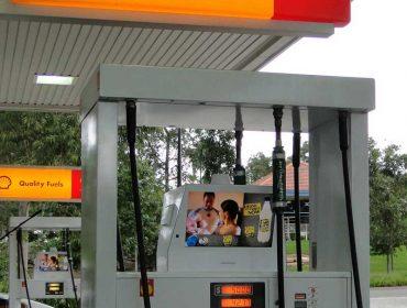 Pump Station Display