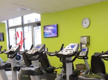 Digital Signage for Fitness Gym