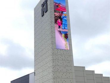 UK Outdoor LED display